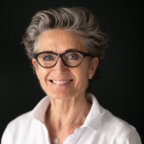 Receptionist Susanne Winkelmann