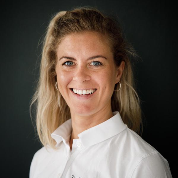 Klinikassistent Lina Jensen